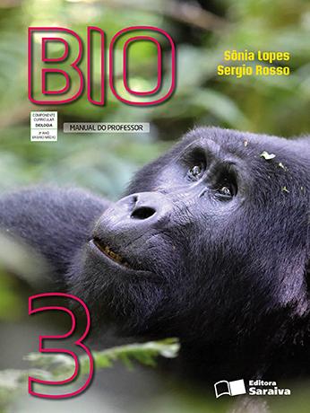 Bio Volume 3 Editoras Saraiva E Atual